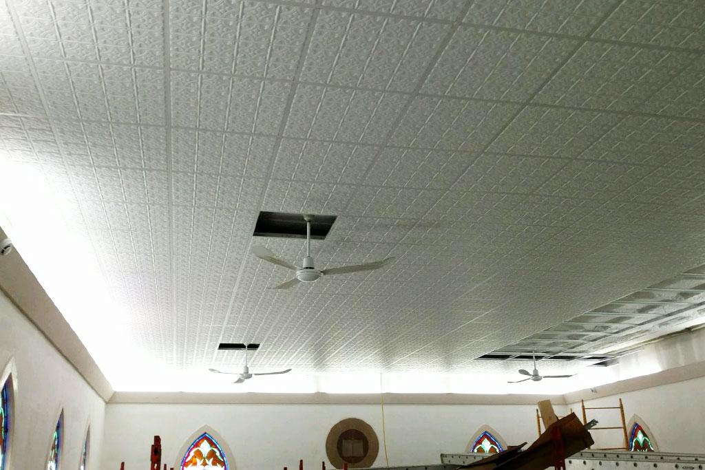 Ceilings – Malishchak Brothers Inc